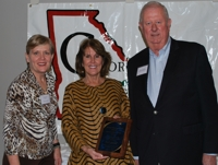 Persall Receives GCPA Lifetime Achievement Award