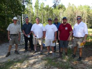Agri-AFC and Phytogen Teams at the 2016 Sporting Clay Fundraiser