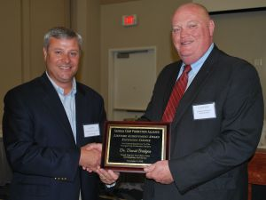 Bridges Receives Lifetime Achievement Award for Extension