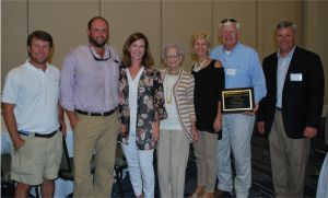 Dick Dowdy Awarded Lifetime Achievement Award for Industry Service
