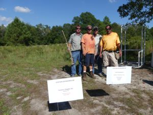 Farmers at 2016 Sporting Clay Fundraiser